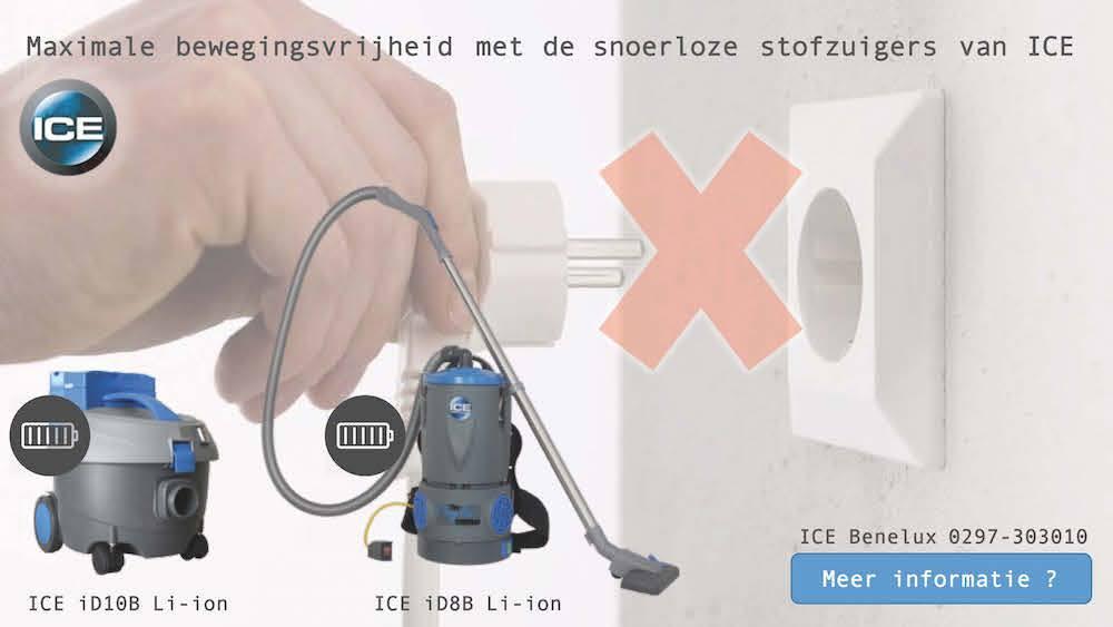 ice-batterijstofzuigers