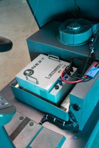 lithium-ion-batterij-schoonmaakmachine